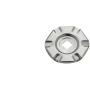 Dämmstoffteller aus Metall PROFIX PDM-IT Teller-Ø 80 mm