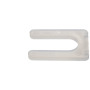 Distanzplatten U-Form 60 x 40 mm - Sortiment PROFIX